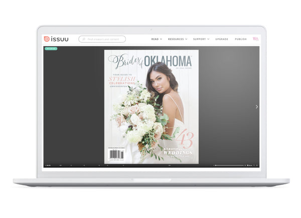 2019 Spring/Summer Brides of Oklahoma Digital Magazine