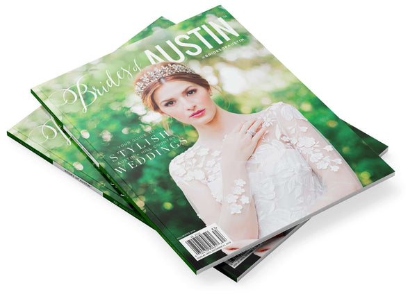 2018 Fall/Winter Brides of Austin Magazine