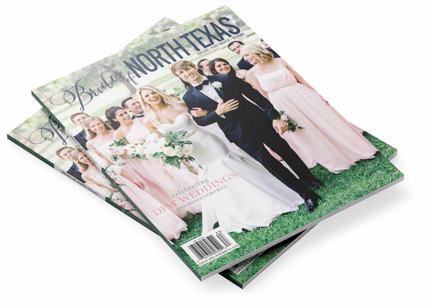 2018 Fall/Winter Brides of North Texas Magazine