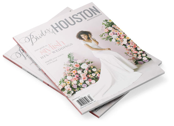2019 Fall/Winter Brides of Houston Magazine