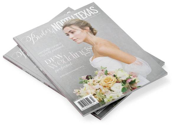 2019 Fall/Winter Brides of North Texas Magazine