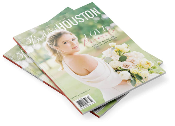 2020 Fall/Winter Brides of Houston Magazine
