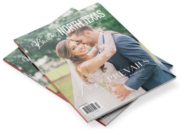 2020 Fall/Winter Brides of North Texas Magazine