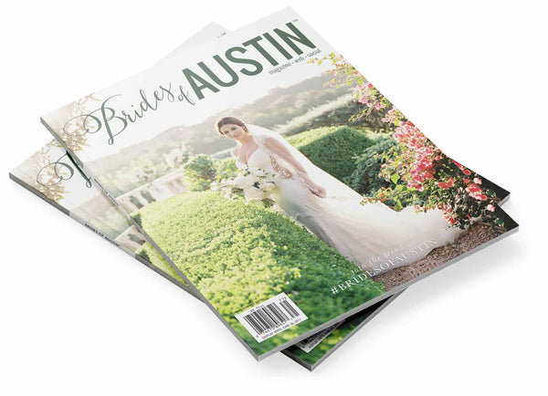 2017 Spring/Summer Brides of Austin Magazine
