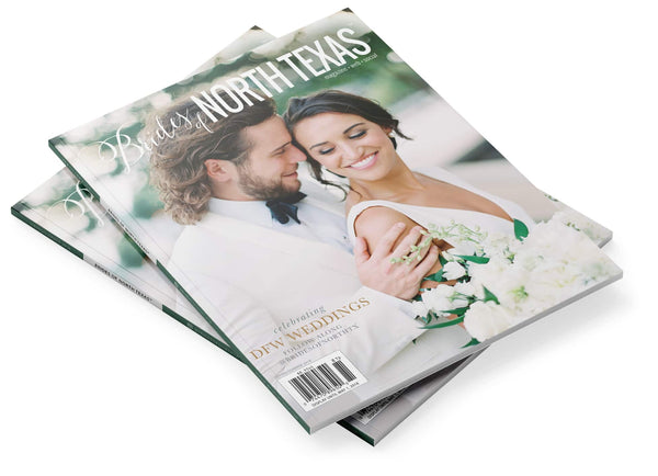 2018 Spring/Summer Brides of North Texas Magazine