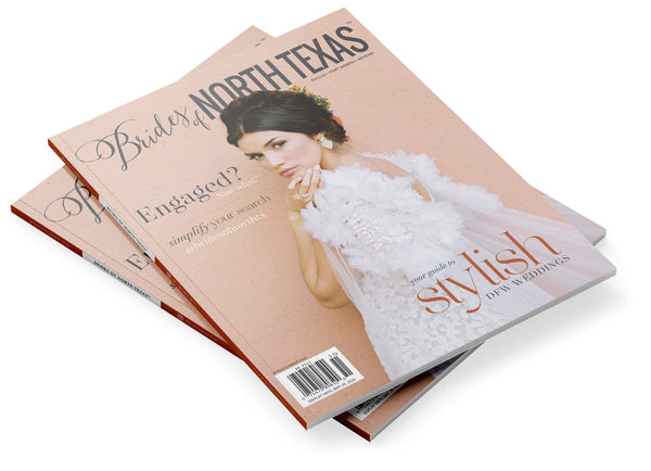 2020 Spring/Summer Brides of North Texas Magazine