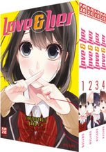 Lade das Bild in den Galerie-Viewer, Love & Lies