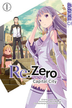 Lade das Bild in den Galerie-Viewer, Re:Zero - Capital City