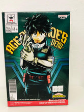 Lade das Bild in den Galerie-Viewer, My Hero Academia Figur - Deku Age of Heroes Vers.