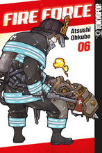 Lade das Bild in den Galerie-Viewer, Fire Force