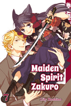 Lade das Bild in den Galerie-Viewer, Maiden Spirit Zakuro
