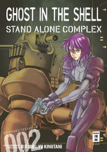Lade das Bild in den Galerie-Viewer, Ghost in the Shell - Stand Alone Complex