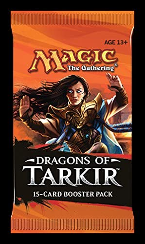 Magic the Gathering- Drachen von Tarkir - Booster Packung - Deutsch