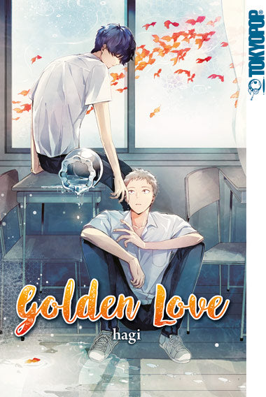 Golden Love (Einzelband)
