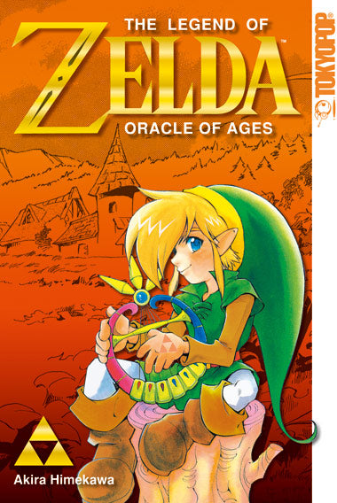 The Legend of Zelda: Oracle of Ages (Einzelband)