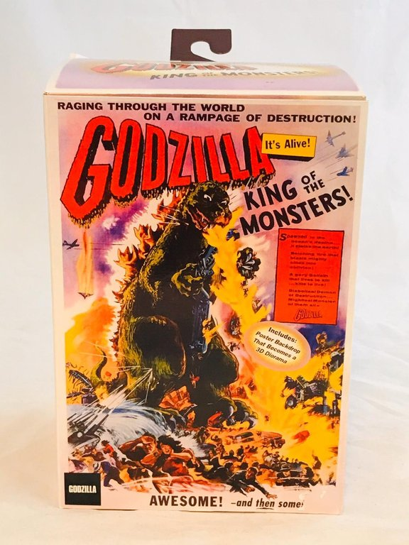 NECA - Godzilla King Of Monster