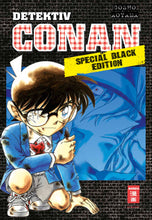 Lade das Bild in den Galerie-Viewer, Detektiv Conan - Special Black Edition