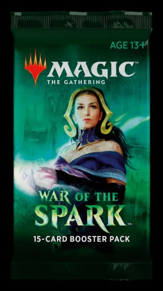 Magic the Gathering Booster - War of the Spark - Englisch