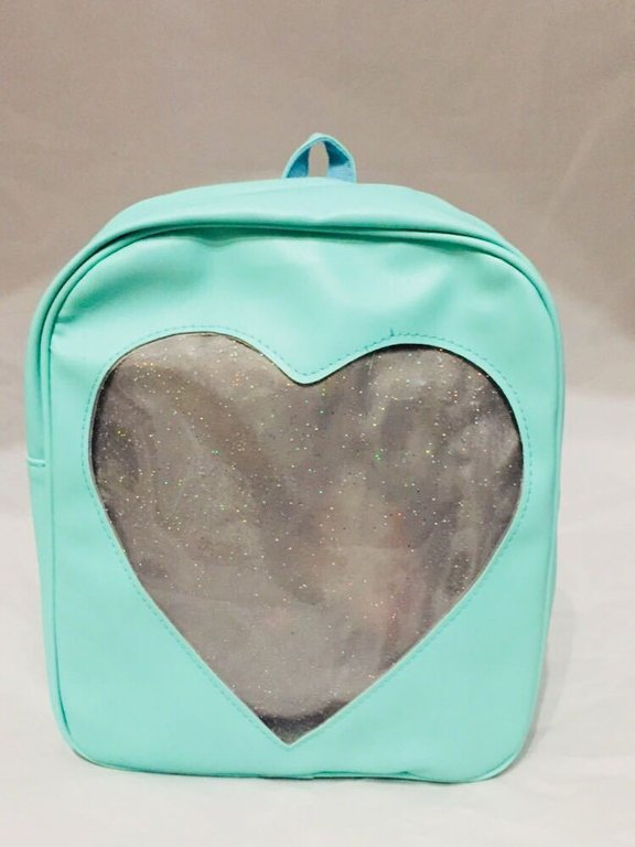 Ita Bag - Light Blue Heart