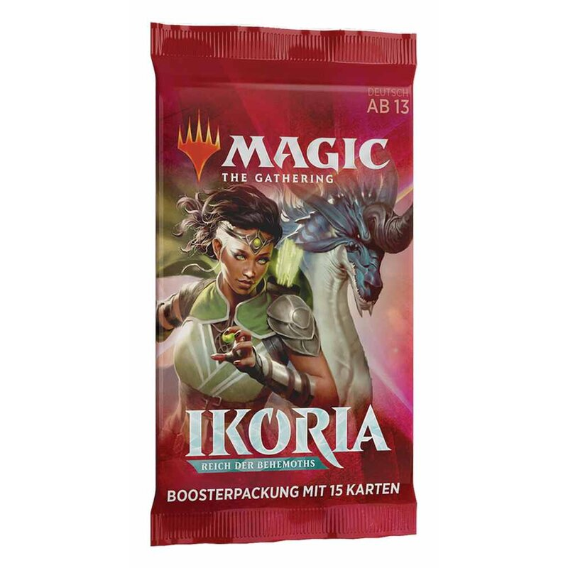 Magic the Gathering - IKORIA - Booster Packung - Deutsch