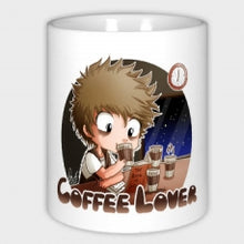 Lade das Bild in den Galerie-Viewer, Tasse Coffee Lover