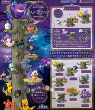 Lade das Bild in den Galerie-Viewer, Pokemon Forest 3 (Pokemon Baum Halloween)