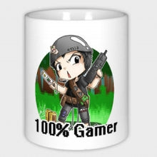 Lade das Bild in den Galerie-Viewer, Tasse 100% Gamer