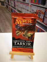 Lade das Bild in den Galerie-Viewer, Magic the Gathering- Drachen von Tarkir - Booster Packung - Deutsch