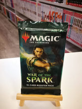 Lade das Bild in den Galerie-Viewer, Magic the Gathering Booster - War of the Spark - Englisch