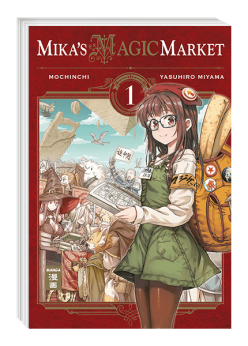 Mika's Magic Market