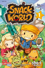 Lade das Bild in den Galerie-Viewer, Snack World