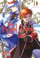 Lade das Bild in den Galerie-Viewer, The Royal Tutor