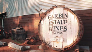 Garbin Estate Wines wine barrel