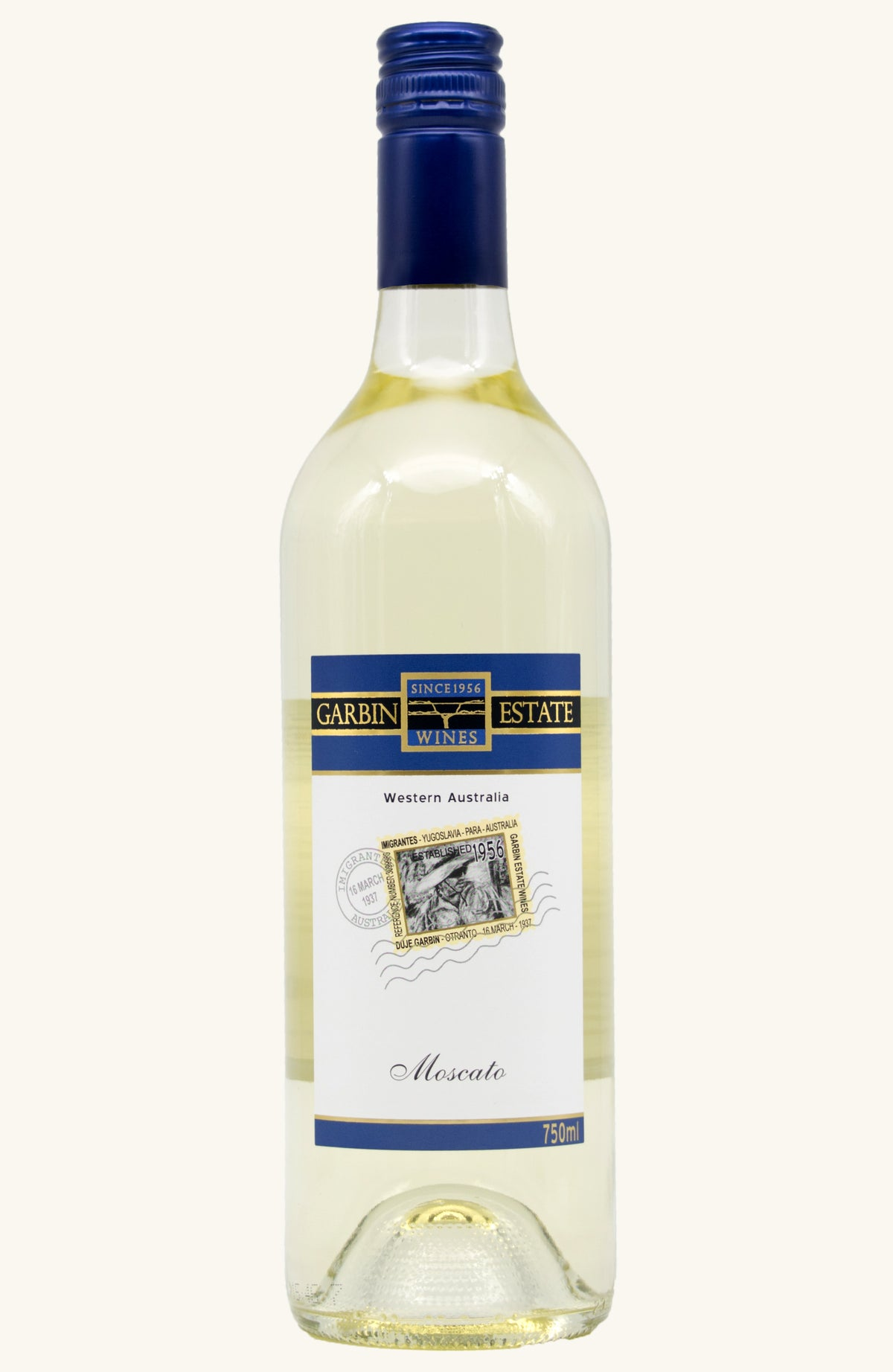 2020 Moscato Garbin Estate Wines