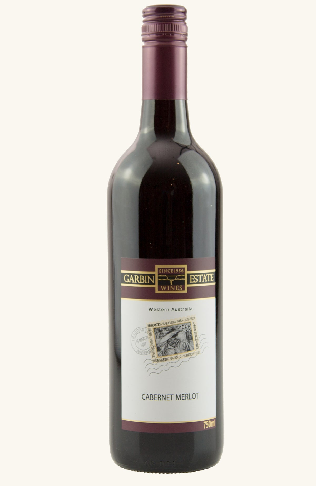 Garbin Estate Wines 2018 Cabernet Merlot