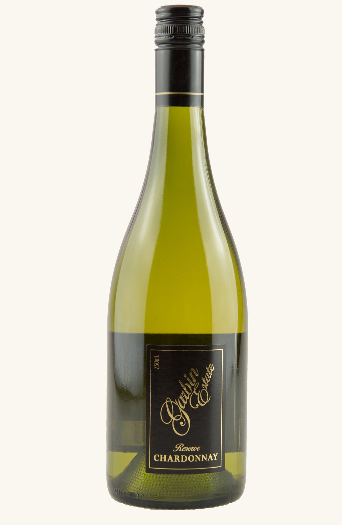 Garbin Estate Wines 2018 Reserve Chardonnay