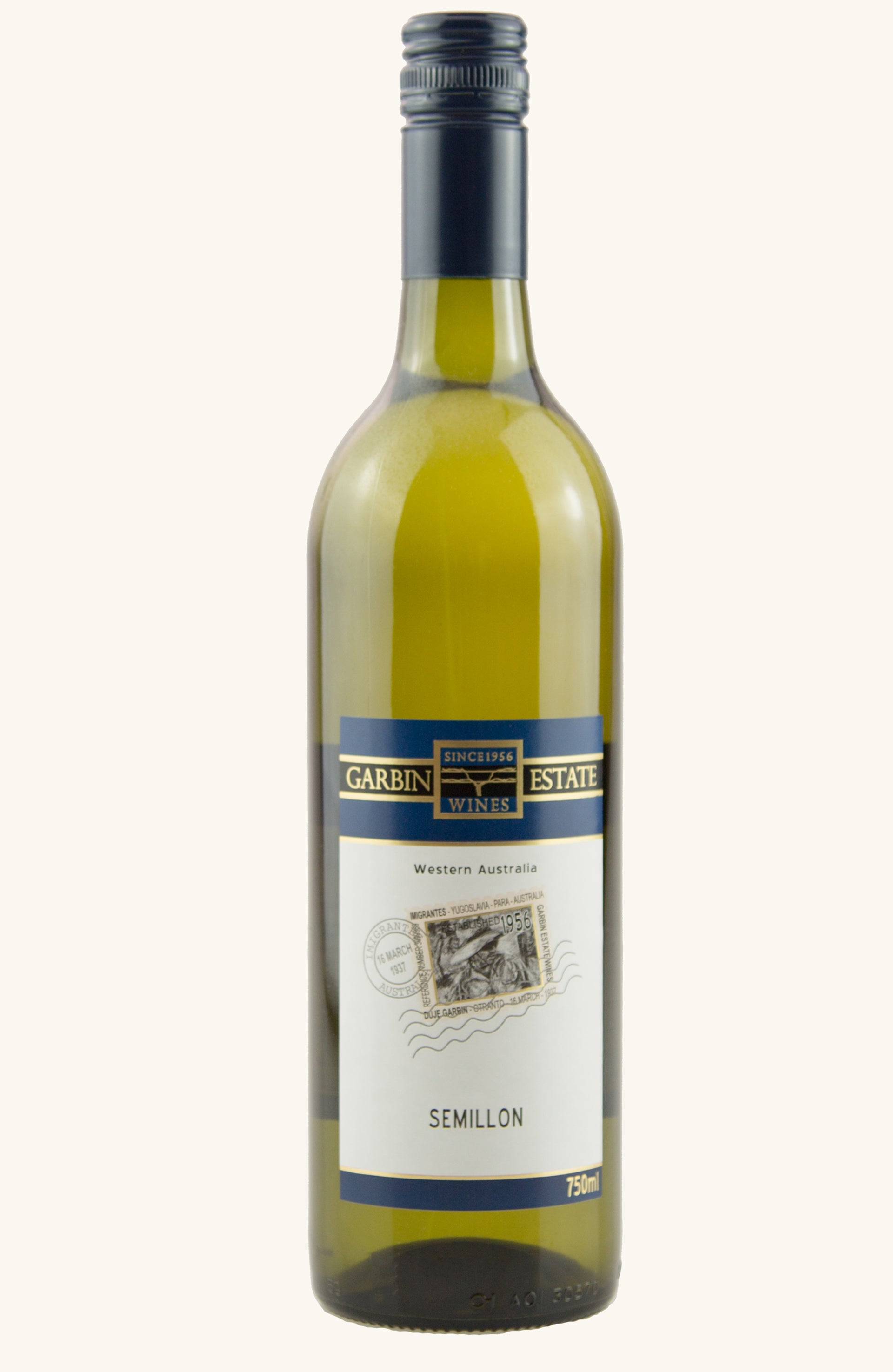 2012 Semillon Garbin Estate Wines
