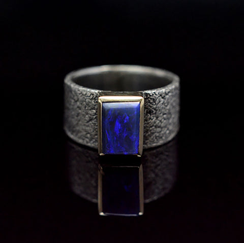 OPAL RING - M.L.WRIGHT