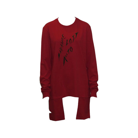 SWEATER, RED - AALTO