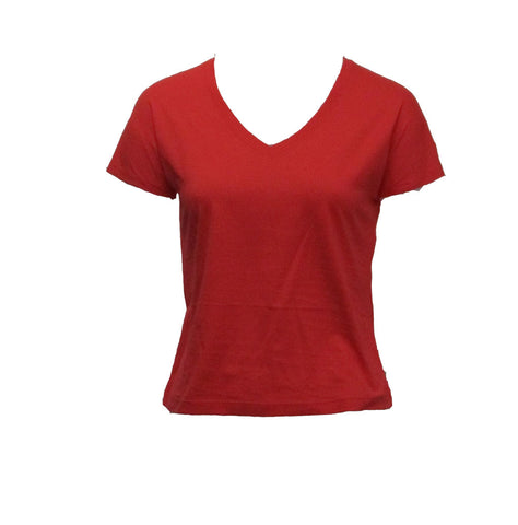 T-SHIRT VERITY, RED - HIGH