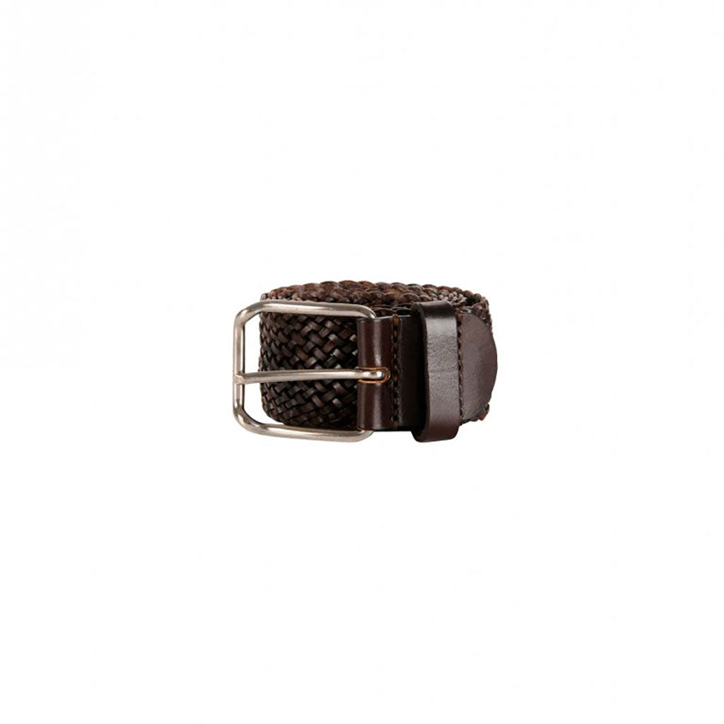 BELT CAPTIVE, BROWN - HIGH