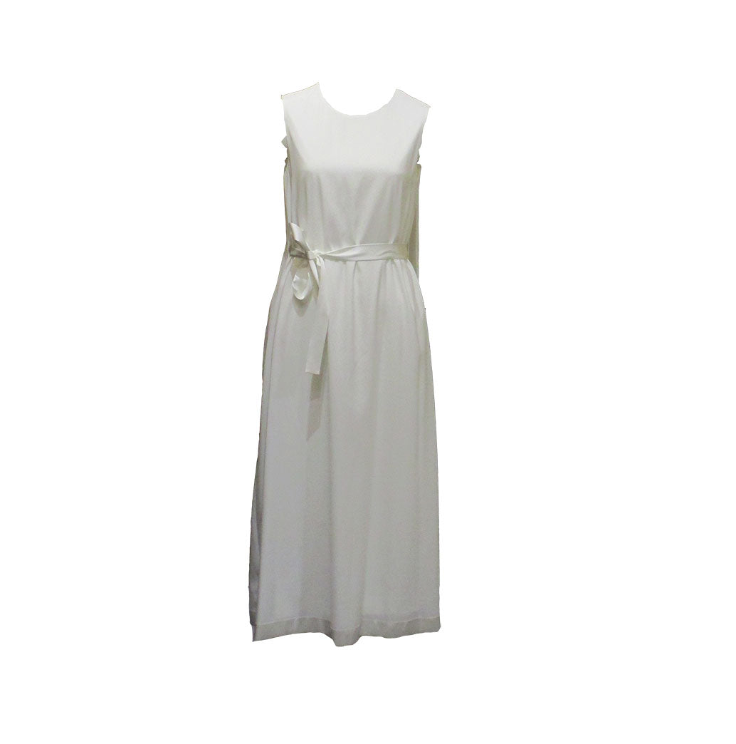 DRESS, WHITE - JEANPAULKNOTT