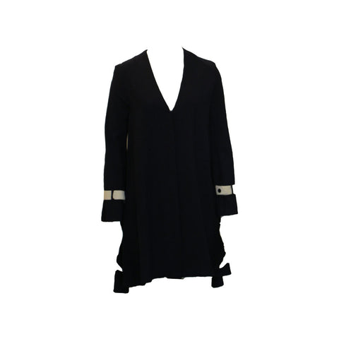 DRESS MADELEINE, NAVY - MARGAUX LONNBERG