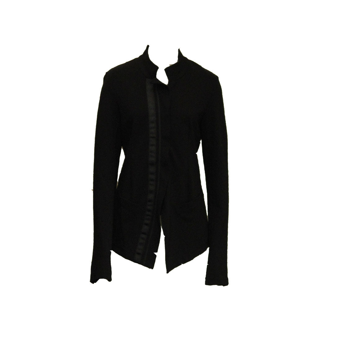 HEAVY JERSEY BLAZER - RUNDHOLZ BLACK LABEL