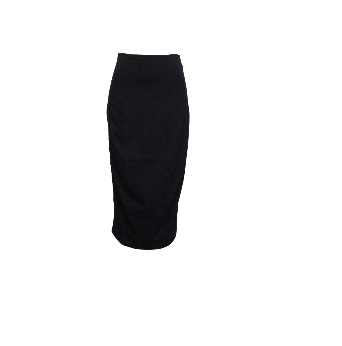 HEAVY JERSEY SKIRT - RUNDHOLZ BLACK LABEL