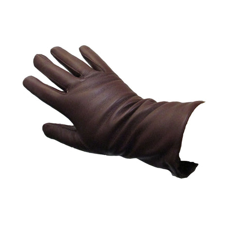LEATHER GLOVES, WINE - RHANDSKER