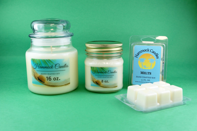 Jar Candles and Melts