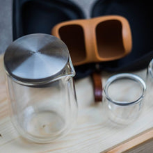 Load image into Gallery viewer, Samadoyo travel tea set