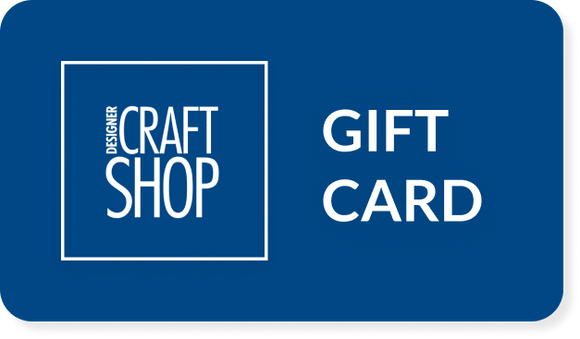 $75 Gift Card - Designer Craft Shop