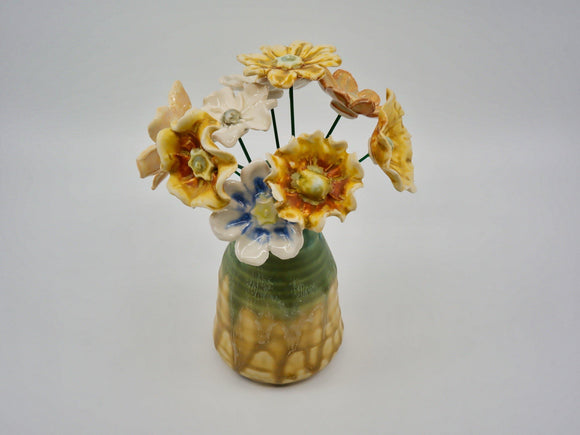 Ceramic Flowers - Small - Designer Craft Shop